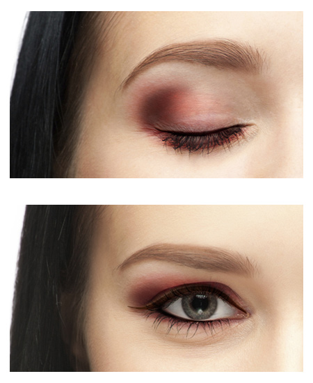 pink-makeup-for-hooded-eyes